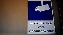 Kameras für die Sicherheit: Bundestag weitet Videoüberwachung aus