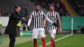 """Philipp Köster zum 24. Bundesliga-Spieltag: Frankfurt wird gegen Bayern """"Beton anrühren"""""""