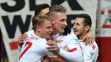 2. Bundesliga im Überblick: Union souverän, VfB strauchelt, Aue hofft