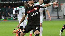 """Leverkusen sucht """"Korkut-Effekt"""": Lachnummer-Elfer macht Toprak fassunglos"""