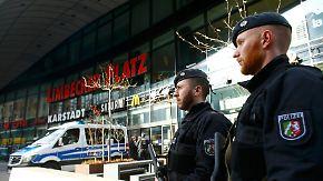 """""""Ernstzunehmende Hinweise"""" auf Anschlag: Polizei schließt Shoppingcenter in Essen"""