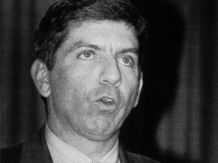Kolumbiens Präsident César Gaviria Trujillo entging dem Anschlag auf sein Leben - in seiner Amtszeit (1990 bis 1994) starb Pablo Escobar.