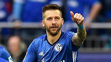 Kein Sieg ohne sein Führungstor: Burgstaller hat Schalke abhängig gemacht