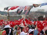"""""""Unsere Werte hochhalten"""": Berlin bleibt sanft zur Türkei"""