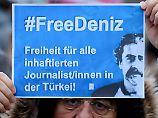 Außenamt ist verärgert: Berlin hat weiterhin keinen Zugang zu Yücel