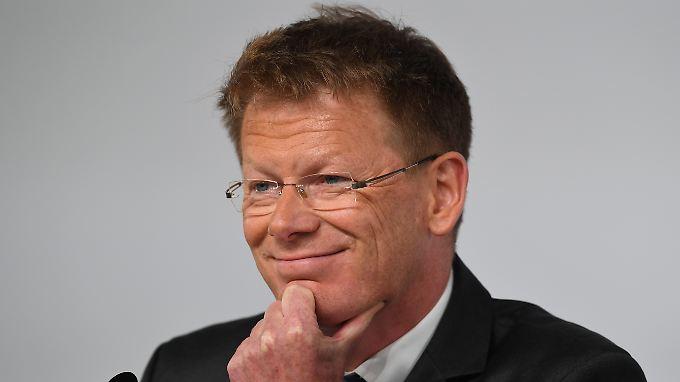 Richard Lutz soll Deutschlands oberster Bahner werden.