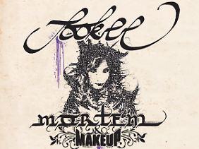 """""""Mortem & Makeup"""" heißt das neue Album der Berliner Rapperin Sookee."""