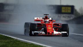 Schneller, lauter, spannender: Formel 1 legt radikalen Neustart hin