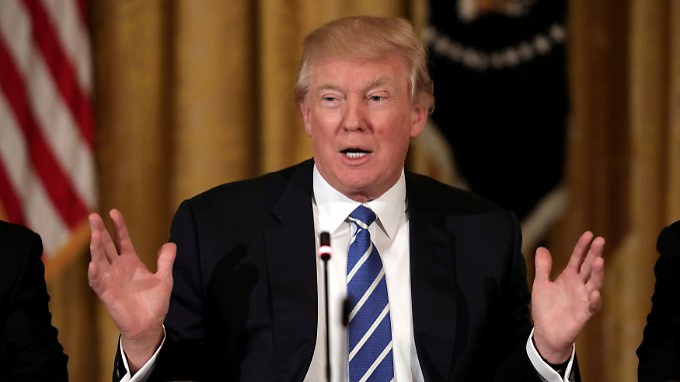 TV-Sender lüftet Geheimnis: Trumps Steuerunterlagen sind nun doch publik