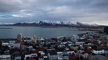 Island ist über den Berg.