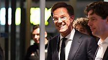 Über 80 Prozent Wahlbeteiligung: Niederländer lassen die Demokratie siegen