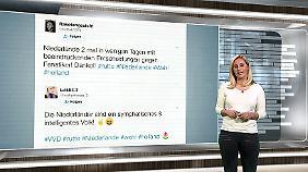 n-tv Netzreporterin: Internetgemeinde schwenkt die orange Flagge