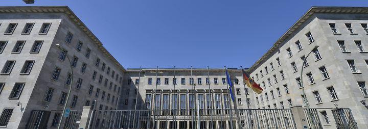 Per Paket geschickt: Bombe im Finanzministerium gefunden