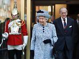 Weg für EU-Austritt frei: Queen zeichnet Brexit-Gesetz ab