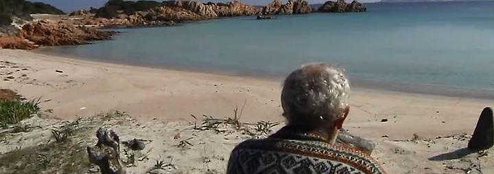 Schiffbruch im Paradies: Aussteiger lebt 25 Jahre auf einsamer Mittelmeerinsel