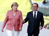 """""""Beschimpfungen müssen aufhören"""": Berlin und Paris dulden Türkei-Wahlkampf"""