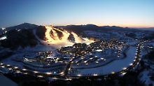Die Spiele 2018 - noch ein Jahr: Das bietet Südkorea den Olympia-Besuchern