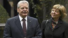 Musik beim Großen Zapfenstreich: Gauck wünscht sich Luther - und Karat