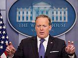 Sean Spicer: Des Präsidenten Lügen-Sprecher