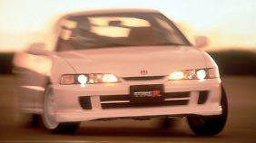 Für damalige Zeiten war der Honda Integra Type-R eine echte Rakete.