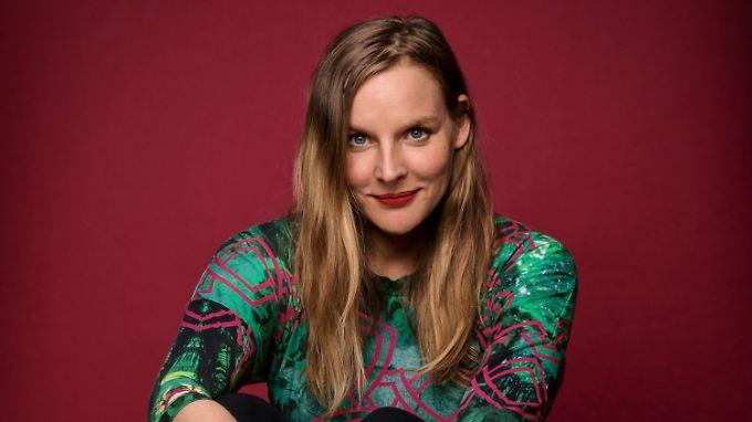 """Meldet sich mit ihrem zweiten Soloalbum nach """"Wir sind Helden"""" zurück: Judith Holofernes."""