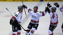 Maximaldramatik in DEL-Playoffs: Haie zittern, Eisbären sitzen ewig nach