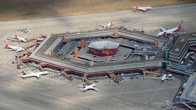 Es sieht gut aus für einen Volksentscheid: Vielleicht dürfen die Berliner schon bald über die Zukunft des Flughafens Tegel abstimmen.