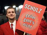 """Pressestimmen zum Schulz-Hype: """"Sie wollen endlich wieder jemanden lieben"""""""