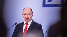 Nur noch 500 Millionen Euro: Deutsche Bank kappt Boni drastisch