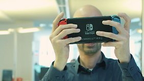 n-tv Ratgeber: Der erste Blick: Nintendo Switch