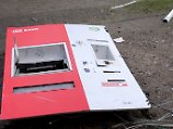 Explosion am Bahnhof: Mann stirbt vor aufgesprengtem Automaten