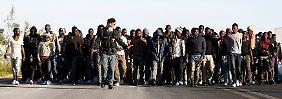 Fast alle starten in Libyen: Zahl der Flüchtlinge in Italien steigt