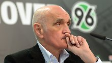Nervige Hire-and-Fire-Mentalität: Hannover 96 wird immer kindischer