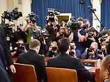 """FBI prüft Trump-Kontakte: Kreml nennt Nachforschungen """"schädlich"""""""