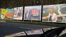 Porträt zur Landtagswahl: Was ist einmal so groß wie das Saarland?