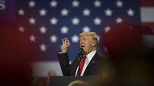 """""""Ich werde mir euch vorknöpfen"""": Trump droht seinen Parteikollegen"""