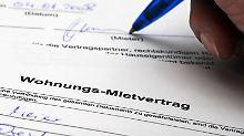 Mieter und Vermieter streiten: Wer zahlt für Schäden an der Substanz?