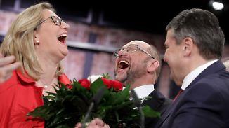 """Jusos über """"Gottkanzler"""" Schulz: """"Bei der Union lacht niemand mehr"""""""