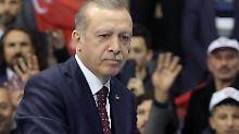 """""""Keinen sicheren Schritt mehr"""": Erdogan droht allen Europäern"""