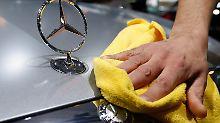 Weiterer Diesel-Betrugsfall?: Staatsanwaltschaft ermittelt bei Daimler
