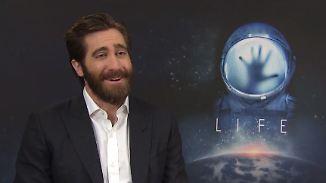 Interview im Originalton: Jake Gyllenhaal spricht über Aliens und die Tücken der Wissenschaft