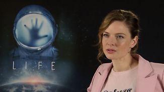 Interview im Originalton: Rebecca Ferguson glaubt an außerirdisches Leben