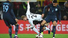 Verletzt und ausgepfiffen: Werners DFB-Debüt geht in die Hose