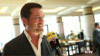 """Zu Guttenberg im n-tv Interview: """"Es wird in diesem Jahr Überraschungen geben"""""""