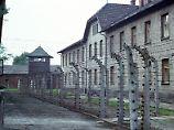 Nach Schlachtung eines Schafs: Aktivisten entblößen sich in Auschwitz
