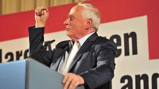 Saar-Linke beenden Wahlkampf: Oskar und Sahra - wer hat das letzte Wort?