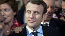 Angriff aus Russland?: Hacker hatten Macron im Visier