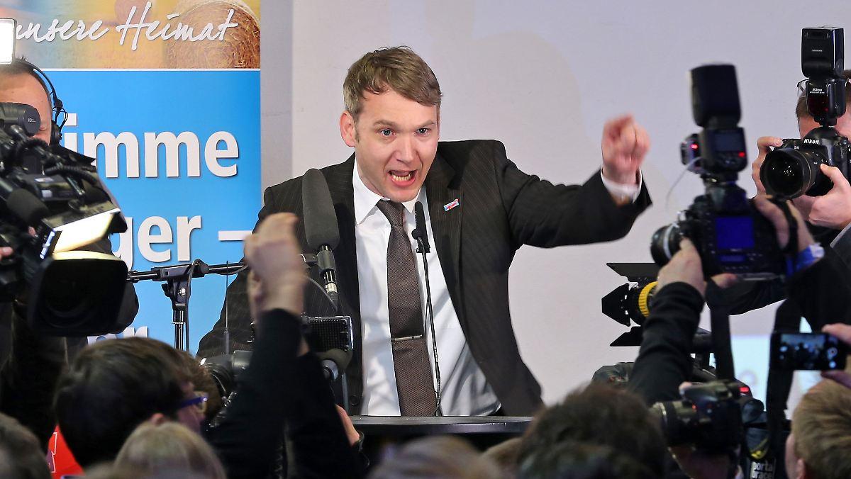 """Geheimer AfD-Chat geleakt: Poggenburg: """"Deutschland den ..."""