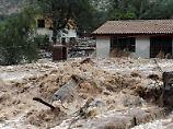 """Unwetter-Drama in Peru: """"Küsten-El-Niño"""" fordert schon 85 Todesopfer"""