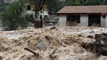 "Unwetter-Drama in Perus: ""Küsten-El-Niño"" fordert schon 85 Tote"
